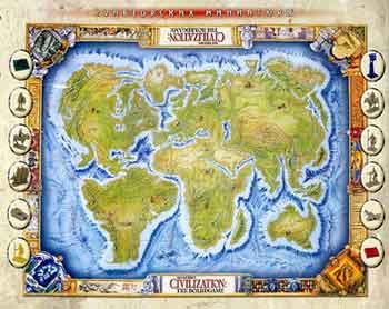 Настолная игра Цивилизация Сида Маейра