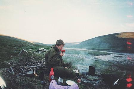 Чай в горах