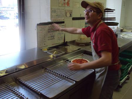 Как делать пиццу своими руками