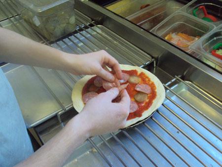 фоторецепт пиццы