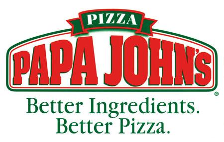 Папа Джонс Лого