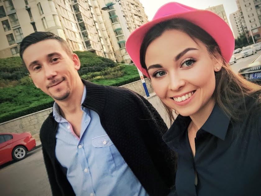 Андрей и Екатерина Прохоровичи