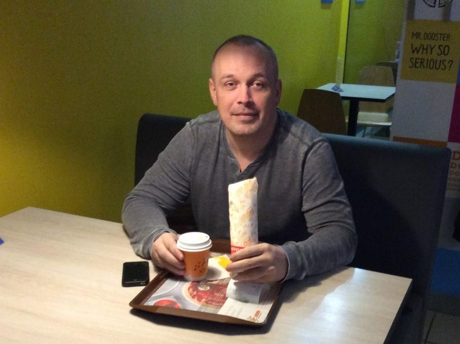 Сергей Пятовский, предприниматель из Вельска