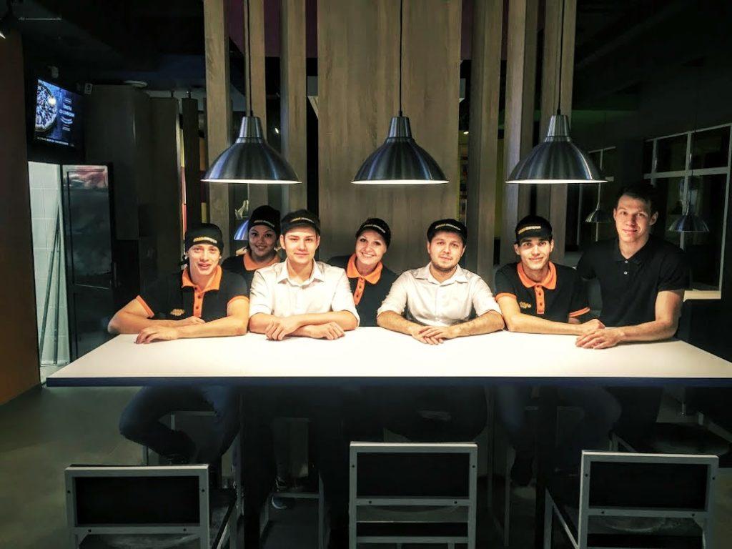 Команда «Додо Пиццы» Нефтеюганска и Сургута